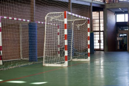 Five-a-side football goal