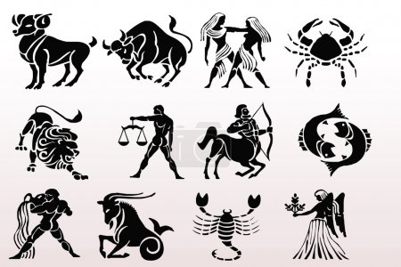 Photo for Zodiac signs - Royalty Free Image