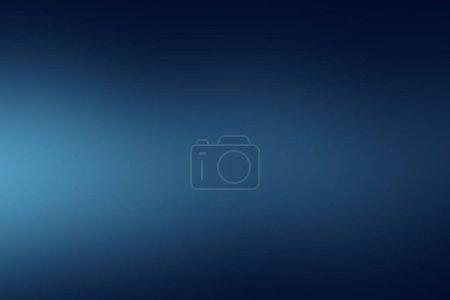 Photo pour Fond bleu flou abstrait avec des couleurs agréables lumière au néon, motif de site Web lumineux, texture lisse dégradée, en-tête de bannière ou encadré image d'art graphique et événements, célébrations, festivals - image libre de droit