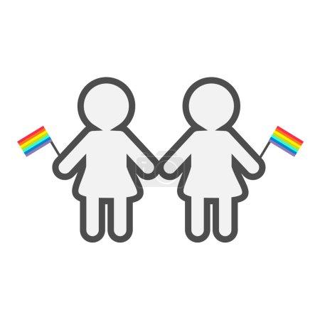 Gay marriage symbol