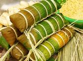 Bánh tet, Vietnam lepkavá rýže dort