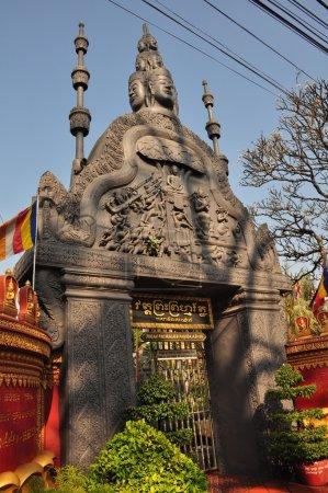 Preah Prohm Rath Temple , Siem Reap,Cambodia