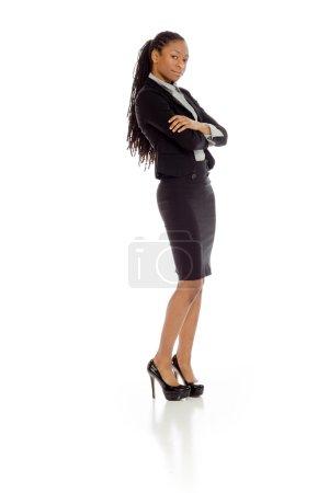 Confident successful Model
