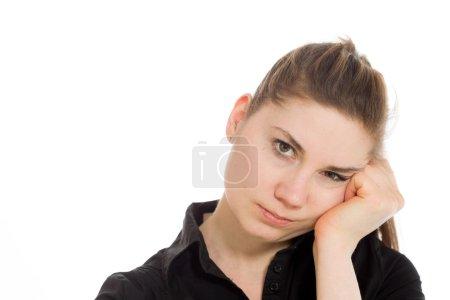 Model depressed or bored