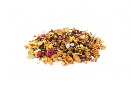 lose Waldfrüchte als Tee gemischt
