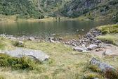Jezero v Samotnia mountain hostel v Krkonoš
