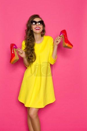 Just Love Buying High Heels