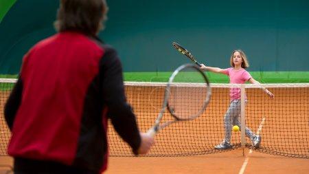 tennis school outdoor
