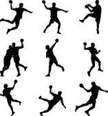 handball man player