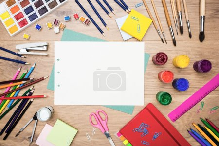 Stationery and drawing tools