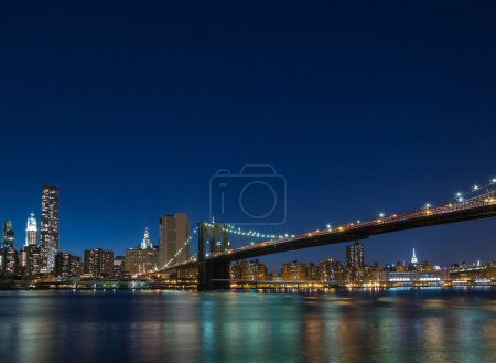 oklyn Bridge in New York