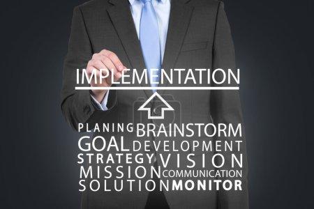 implementation concept