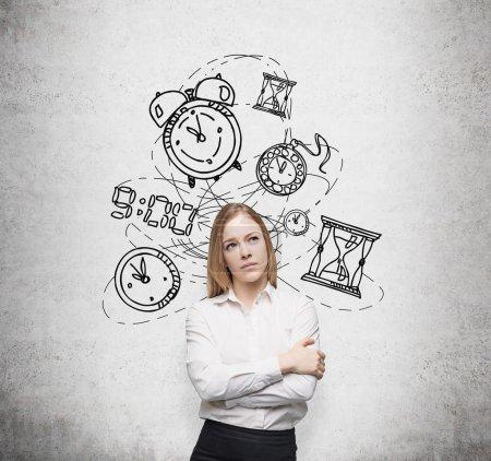 Le travail et le calendrier