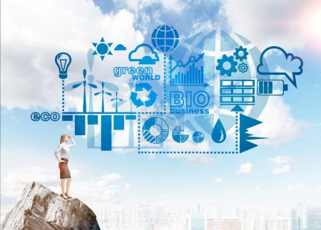 Alternative energy, clean environment