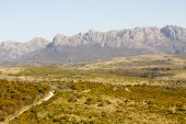 Africké hory, Andringitra národní park, Madagaskar