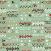 Native American Seamless Pattern