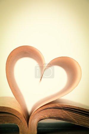 Foto de El libro del amor, vintage - Imagen libre de derechos