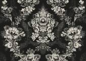 18 Abstract hand-drawn floral seamless pattern vintage background
