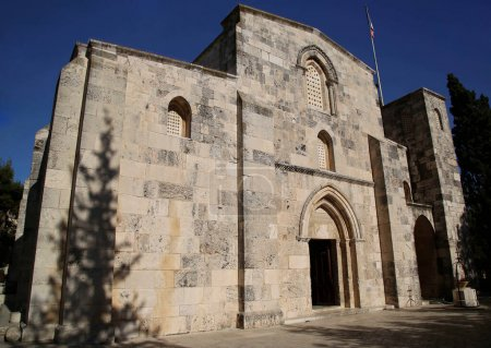 Photo pour L'église St Annes Jérusalem. Photo de haute qualité - image libre de droit