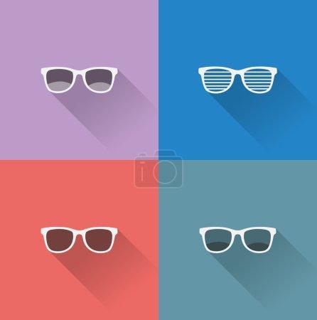 Sunglasses, fashion icons