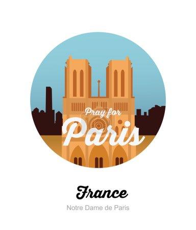 Notre Dame de Paris icon