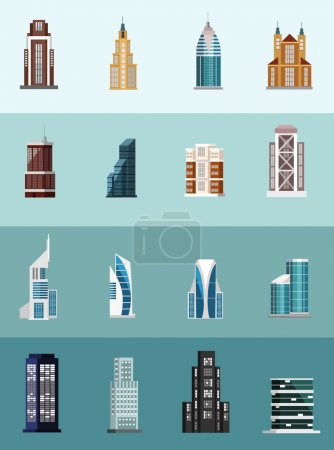 Vector building set