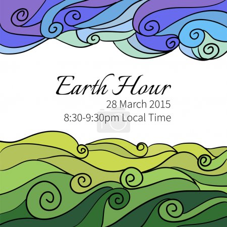 Earth Hour Annual Event