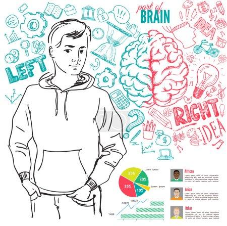 Creative brain Idea