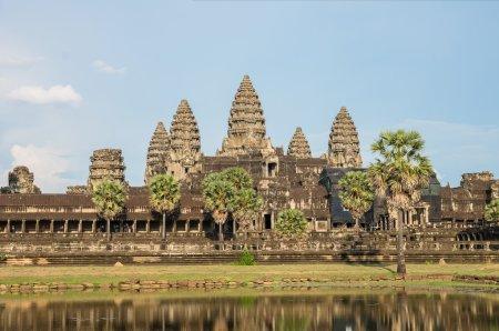 Angkor Wat at Siem Reap. Cambodia
