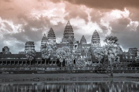 Angkor Wat at Siem Reap