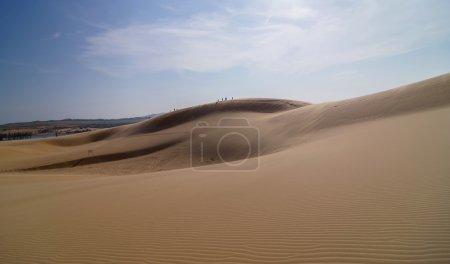 sand dunes at muine, vietnam