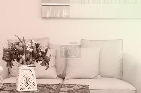 Luxury design Interior living room