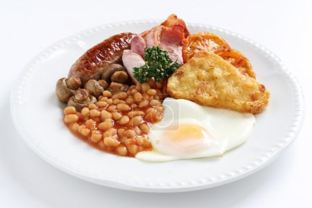 Full English Cooked Breakfast...