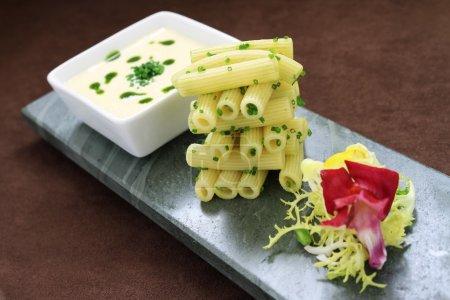 Penne pasta  appetizer starter