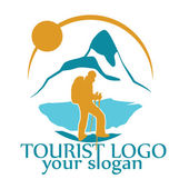 Logo for tourism