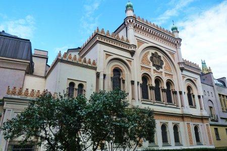 Spanish Synagogue in Prague, Czech Republic