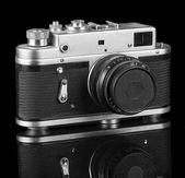 Starý retro fotoaparát