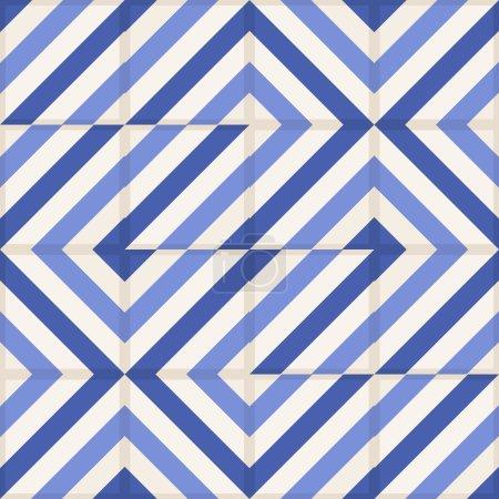 Gorgeous seamless Moroccan tiles pattern