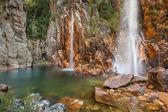 Zdenka vodopád (Cachoeira da Jan) - Serra da Canastra