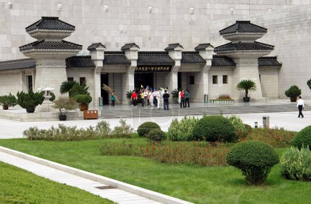 Xi'an, China: Museum of Terra Cotta Warriors