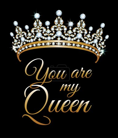 You are my queen