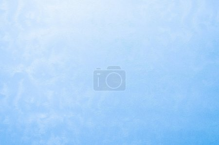 Photo for Background of white and blue metallized paper texture - Royalty Free Image