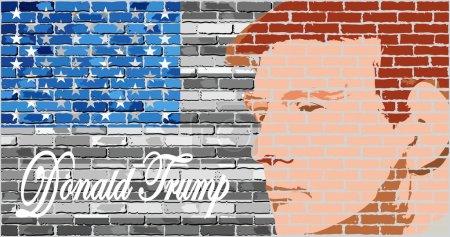 Дональд Трамп Иллюстрации