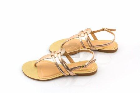 Women sandals shoes.