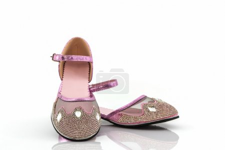 Beautiful of sweet shoes kid.