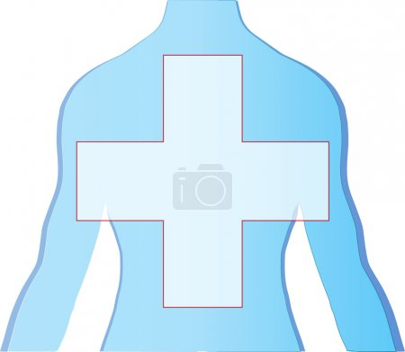 Body and medical cross