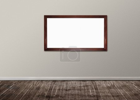 Photo for Empty space for a picture on the wall - Royalty Free Image
