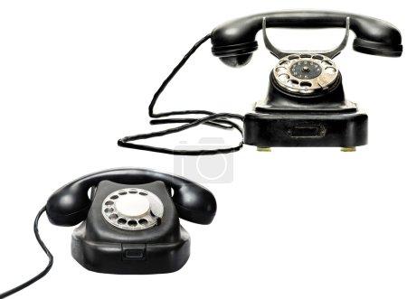 Retro German phone