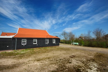 A countryside house in Zeeland