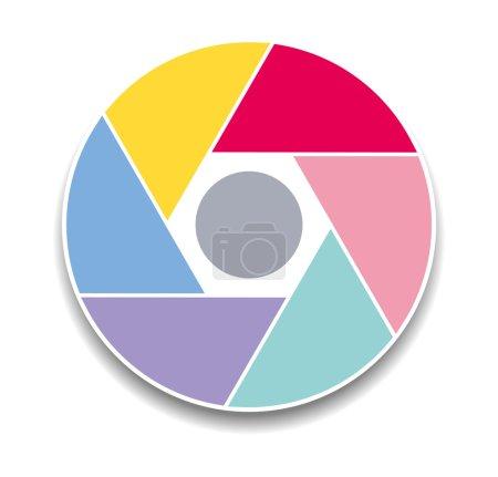Photography media theme